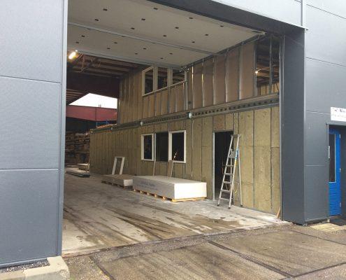 BM Den Bosch verbouwing shop