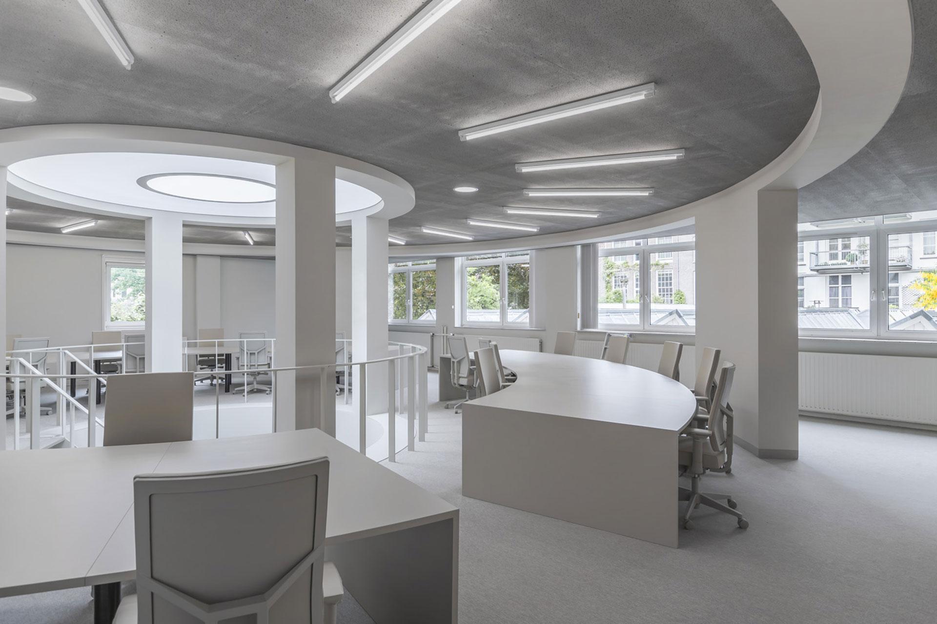 OWA RAW betonlook plafond