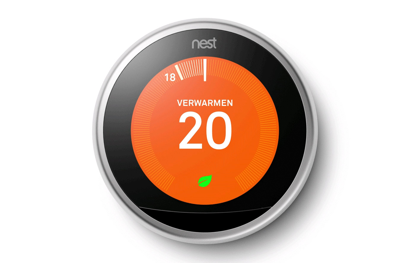 3e-Generatie-Nest-Thermostaat
