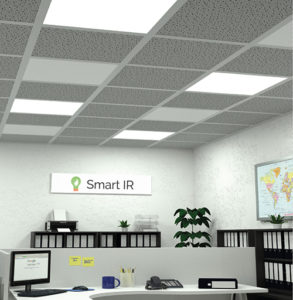 Smart-ir-plafondpanelen
