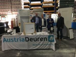 Austria Deuren Kennisfestival B+M 2018