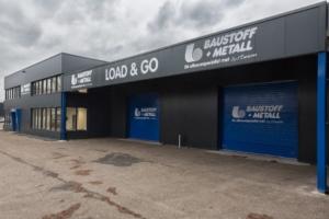 Load & Go afhaalpunt Baustoff + Metall Zwolle