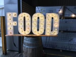 Foodcorner Kennisfestival B+M 2018