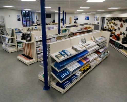 Shop Baustoff + Metall Zwolle