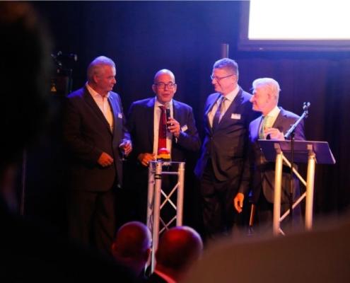 Opening Baustoff + Metall Zwolle