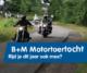 Uitnodiging Motortoertocht 2019 Baustoff + Metall