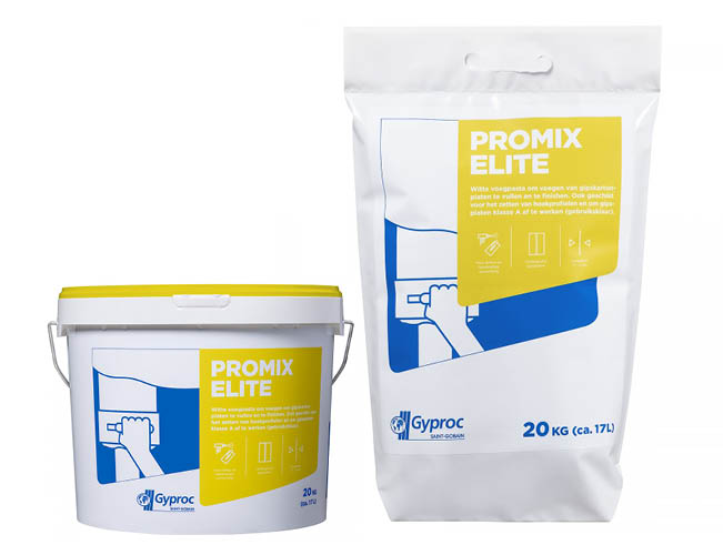 Gyproc Promix Elite filler finisher