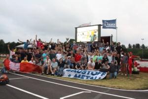 Deelnemers Kartevent Baustoff + Metall 2017