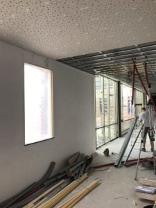 Nieuwbouw plafonds & wanden