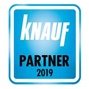 Knauf Partner logo 2019