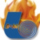 Bouwkundige brandpreventie logo Baustoff + Metall