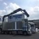 Kraanwagen Baustoff + Metall