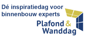 Plafond en wanddag logo