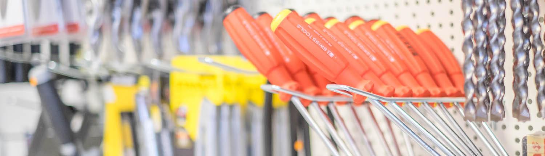 Bevestiginsmateriaal en gereedschap