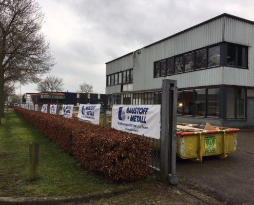 Baustoff+Metall vestiging Zwolle